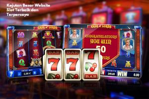 Trik Menghasilkan Uang di Situs Slot Terpercaya